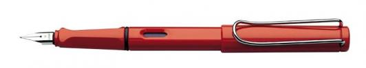 Lamy Safari Shiny Red, plnicí pero