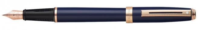 Sheaffer Prelude Cobalt blue/Rose gold, plnicí pero